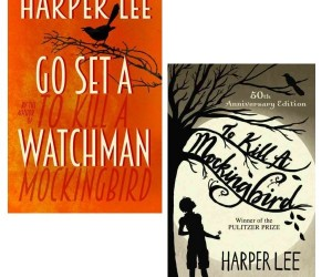Go Set A Watchman finally published!