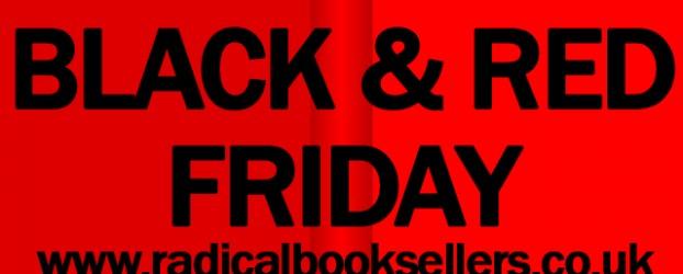 Black and Red Friday #boycottAmazon
